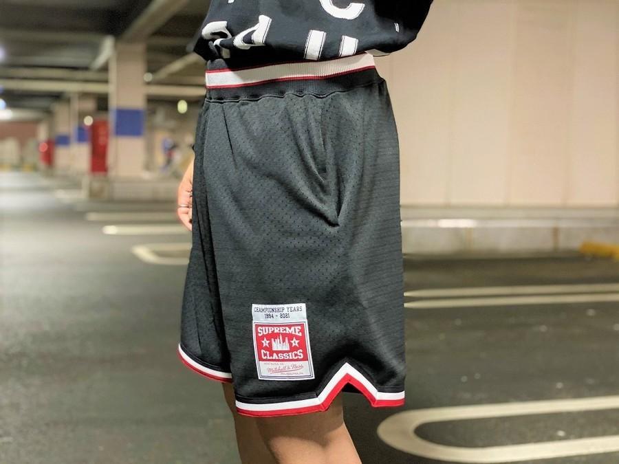 Basketball Shortの21SS