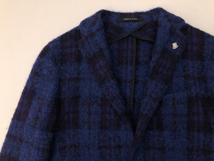 正統派イタリアブランドTAGLIATORE(タリアトーレ)よりジャケットのご紹介です。