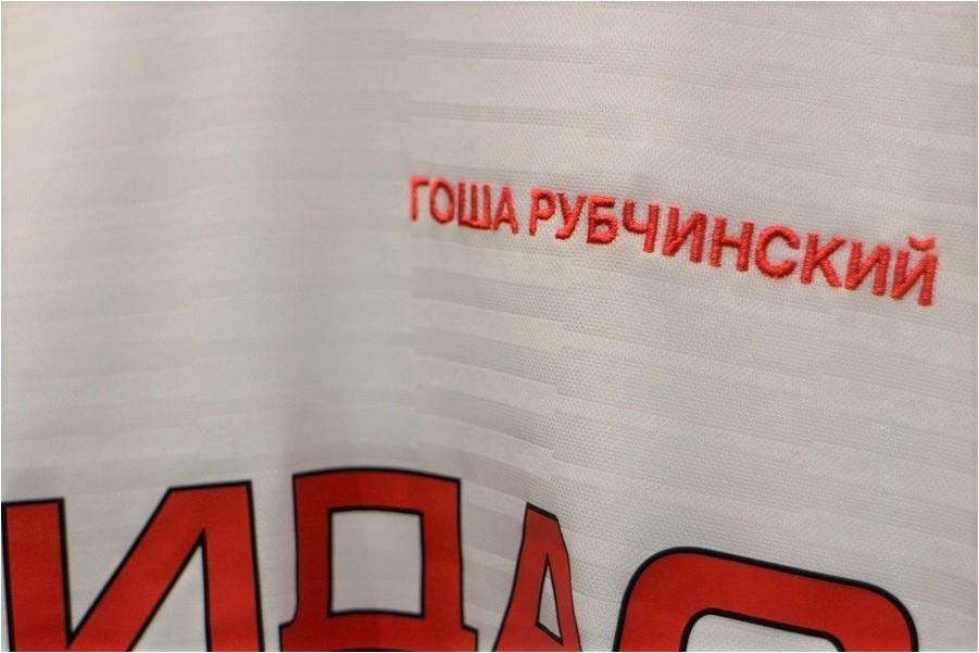 【Gosha Rubchinskiy/ゴーシャ・ラブチンスキー × adidas/アディダス】話題のコラボ!!ストリートで着たいゲームシャツ入荷!!