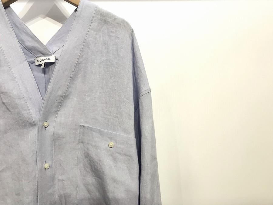 MADISON BLUE(マディソンブルー)リネンシャツワンピース入荷!!
