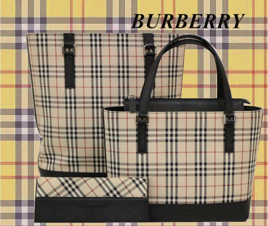 【BURBERRY/バーバリー】大量入荷!!ノヴァチェック♪