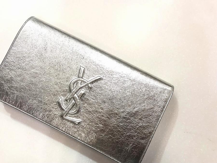 【Yves Saint Laurent/イヴサンローラン】ゴージャスなクラッチバッグ入荷致しました♪