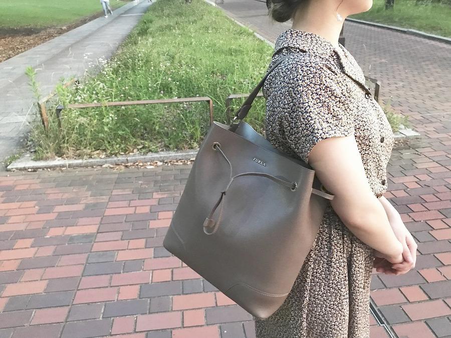 FURLA(フルラ) 巾着2WAYショルダーバッグ入荷致しました!