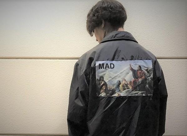 【MADSTORE UNDERCOVER/マッドストア アンダーカバー】ドメ好き必見バックプリント!!コーチジャケット入荷!!!