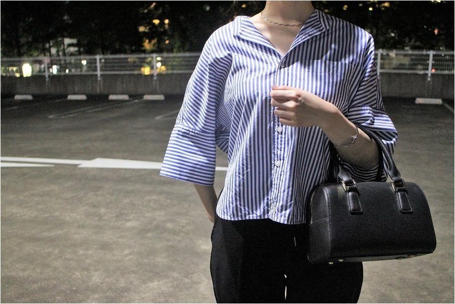 【MACPHEE/マカフィー】よりコットンブロードハーフスリーブワイドシャツ入荷致しました。