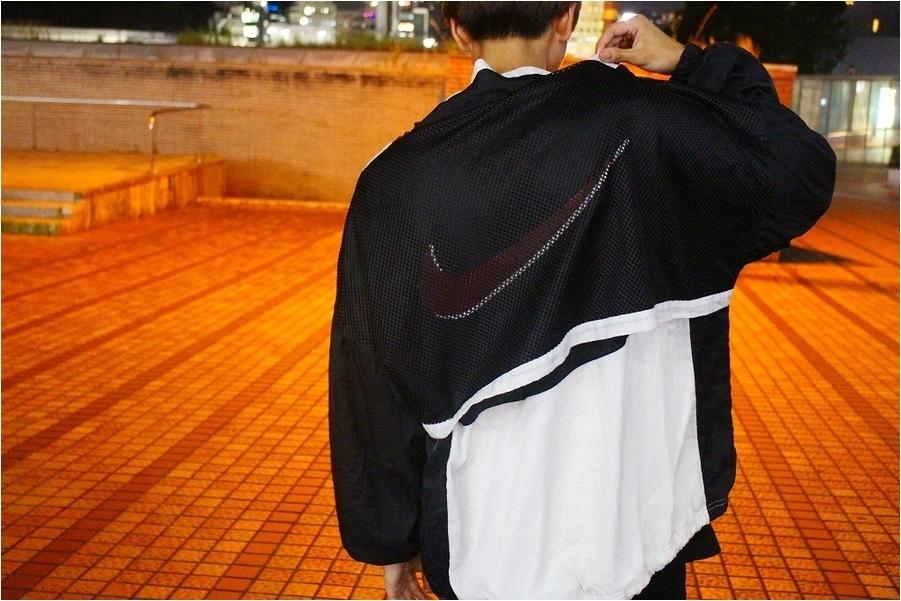 銀タグ♪【NIKE/ナイキ】90'sハーフジップジャケットのご紹介!!