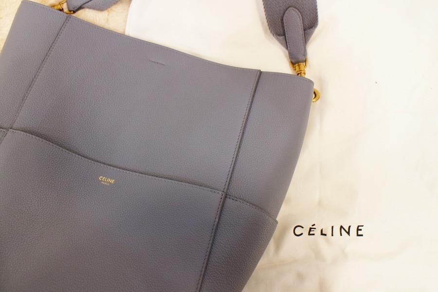 レアアイテム入荷!【CELINE/セリーヌ】よりサングルバケットショルダーバッグ入荷致しました。
