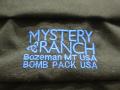 「アウトドアブランドのMYSTERY RANCH 」
