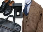 【高価買取】男の美意識をこだわりぬくブランド【SOVEREIGN/ソブリン】を含む最高峰スーツアイテム。
