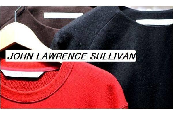 「JOHN LAWRENCE SULLIVANのジョンローレンスサリバン 」