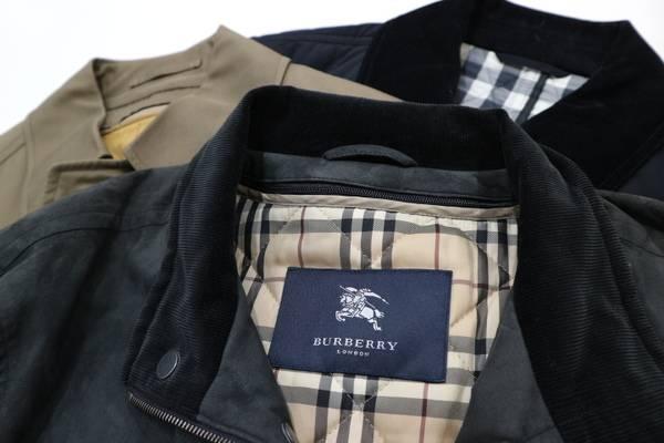 「BURBERRY BLACK LABELのバーバリーブラックレーベル 」