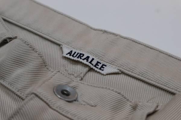 「AURALEEのオーラリー 」