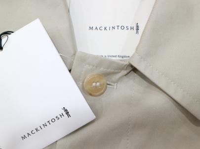 「キャリアファッションのMACKINTOSH 」
