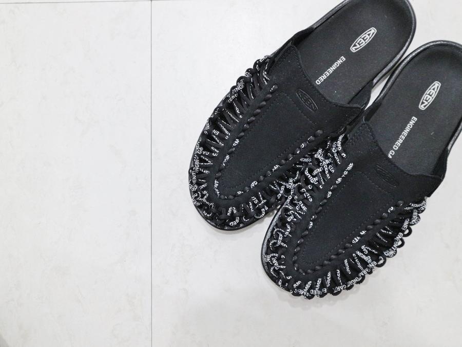 「コラボ・別注アイテムのKEEN × Engineered Garments 」