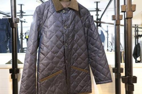 MACKINTOSHのキルティングジャケット