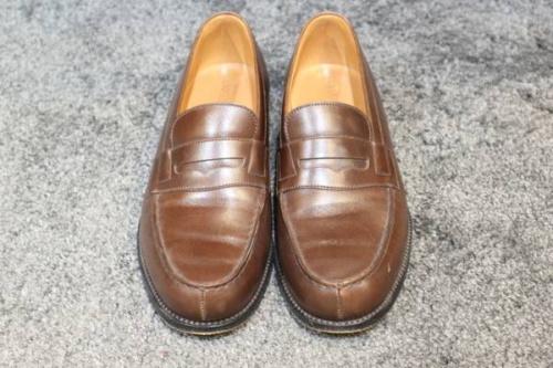 ジェイエムウェストンの革靴