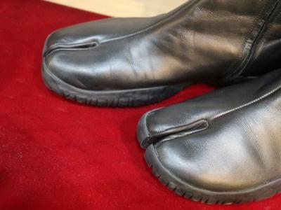 Maison Margiela22の足袋ブーツ