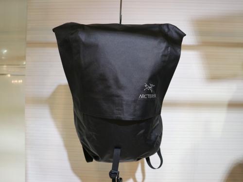 アークテリクスのバッグ