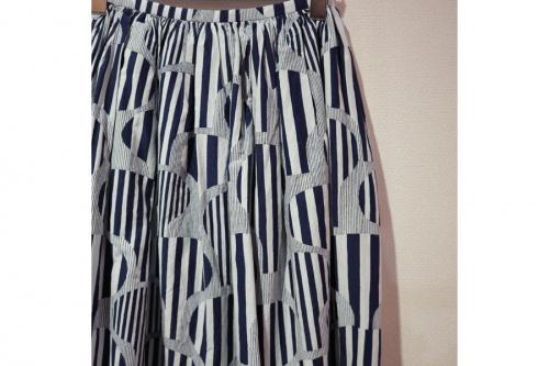 ミナペルホネンのスカート