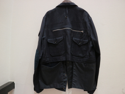 エンジニアドガーメンツのジャケット