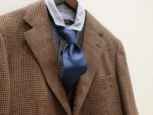 ソブリンのスーツ