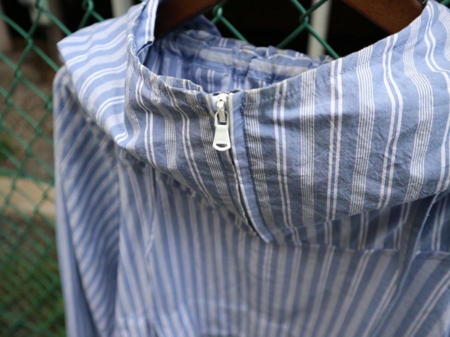 stripe pullover jacketのUS1793