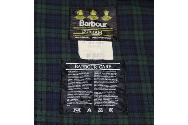 オイルドジャケットっと言ったらbarbour/バブアーでしょ!古着買取トレファクスタイル