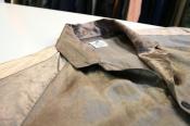 【SASQUATCHfabrix./サスクワッチ ファブリック】2018S/S ノッチドカラーサテンシャツの入荷。