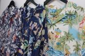 夏に1枚は欲しい!アロハシャツ特集!!これを着てハワイへ是非。