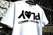 "【COMME des GARCONS】""19SS プレイロゴTシャツ""のご紹介!"