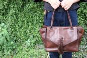 拘りのある大人の女性へ。【genten/ゲンテン】のハンドバッグのご紹介。