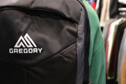 「アウトドアブランドのGREGORY 」