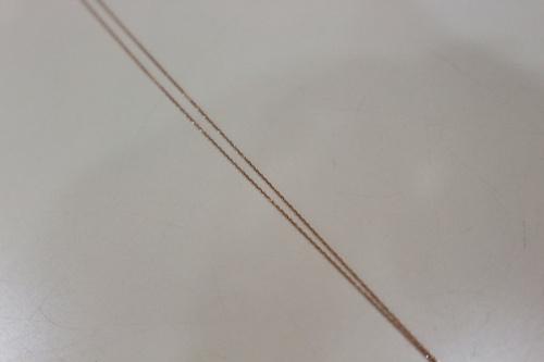 ヴァンドーム アオヤマのネックレス