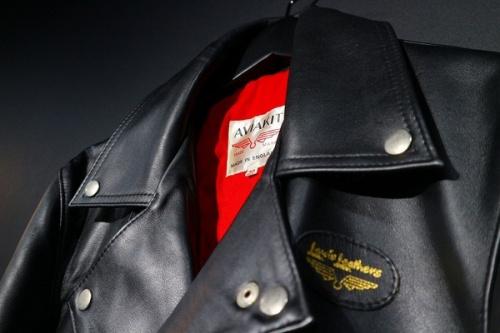 アメカジブランドのLewis Leathers