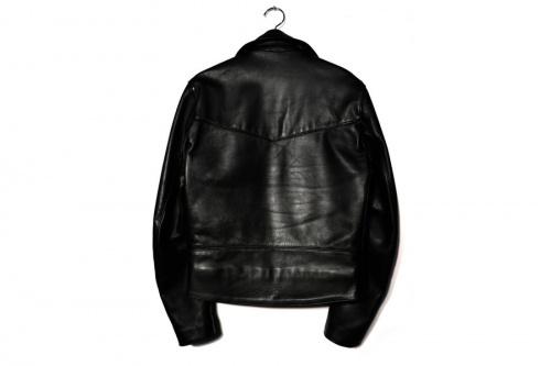 ルイスレザースのレザーライダースジャケット