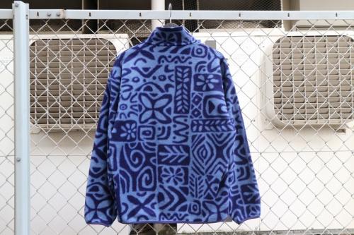 パタゴニアのフリースジャケット