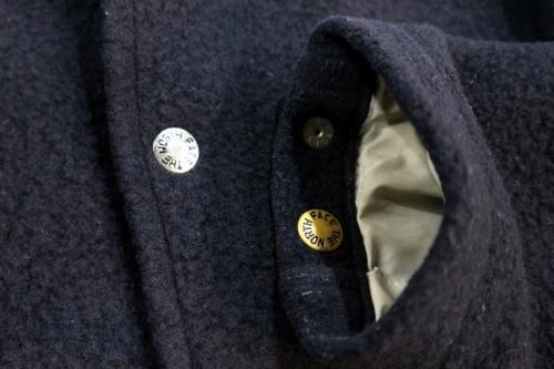 フリースジャケットのPURPLE LABEL