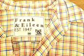 【高額買取】セレブ愛用シャツブランド Frank&Eileen(フランク&アイリーン)【トレファクスタイル箕面】