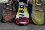 Pharrell Williams (ファレル ウィリアムス)の定番コラボ!adidas (アディダス)のNMDが入荷です!