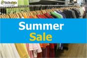 大阪の古着屋トレファクスタイル箕面店よりSummer Saleのお知らせです!