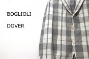 【高級スーツ】BOGLIOLI/ ボリオリ 人気ライン DOVERが入荷!