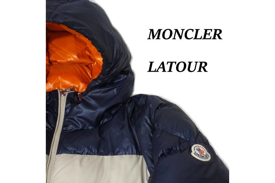 「ラグジュアリーブランドのMONCLER 」