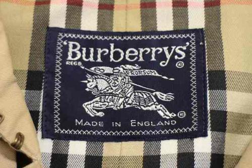 BURBERRYの買取