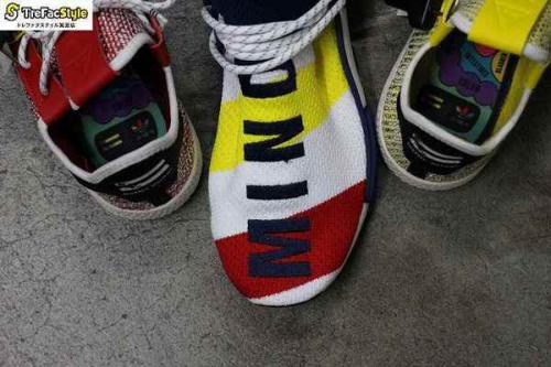 Pharrell Williams (ファレル・ウィリアムス)のスニーカー