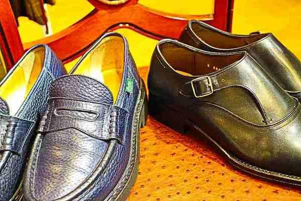 【高価買取】第1弾:足元から漂う気品。PARABOOTをはじめとした名門ブランドからコアブランドまで。LOUIS VUITTONの珍品も。