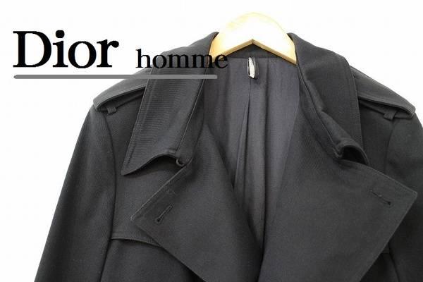 "【Dior homme】名作""エディ期""ファッション業界を震撼させたアイテムが到来!【トレファクスタイル箕面店】"