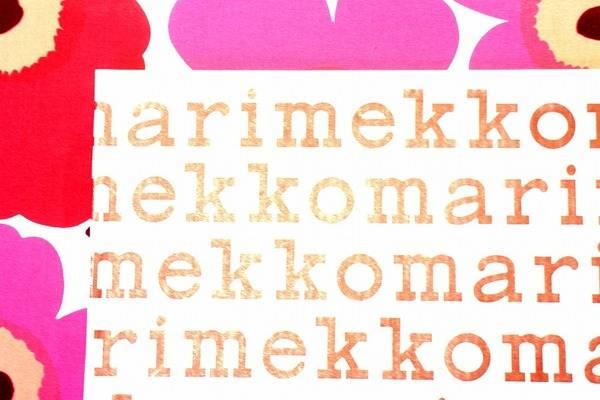 『Marimekko/マリメッコ』が圧倒的に支持される理由って?【トレファクスタイル箕面店】