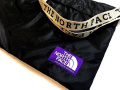 「レアアイテムのTHE NORTH FACE PURPLE LABEL 」