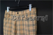 Burberry'sチェックパンツ入荷!!