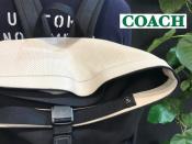 COACH/コーチの上品なバックパックが入荷!!
